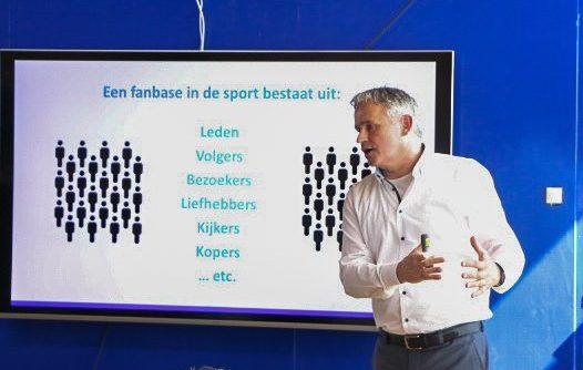 Peter Sprenger over het gebruik van data in de sport